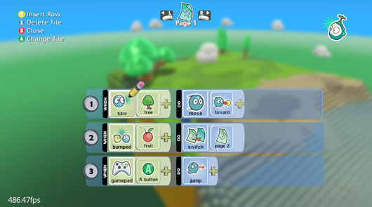 Kodu video game design for kids to learn how to design and make a video game